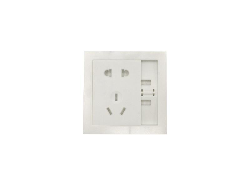 电工注塑模具插座面板